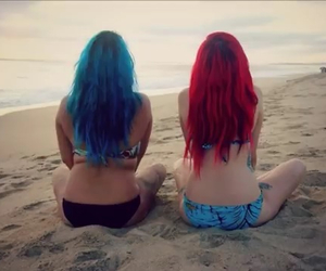 Best, hair, and blue image