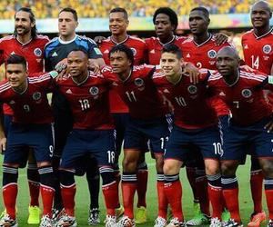 colombia, world cup, and soccer image