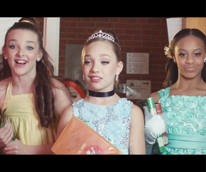 dance moms, nia frazier, and kendall vertes image