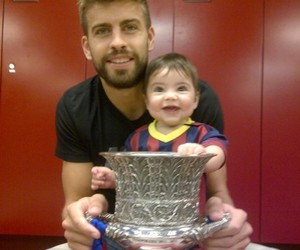 baby, milan, and pique image