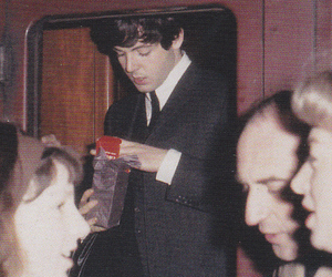 1964, handsome, and Paul McCartney image