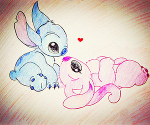 stitch, love, and drawing image