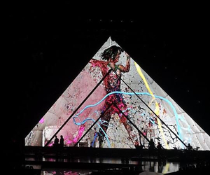 colours, concert, and katy image