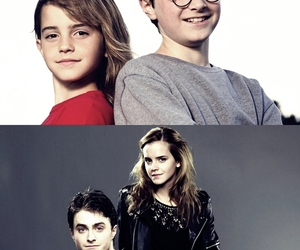 grown up and harry potter image
