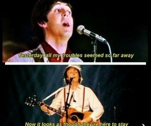 cancion, concierto, and Paul McCartney image