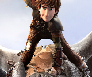 hiccup, toothless, and how to train your dragon image