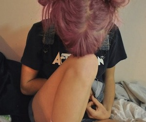 color hair, colored hair, and photograph image