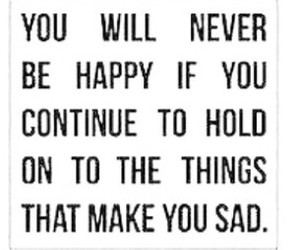 don't hold on anymore. image