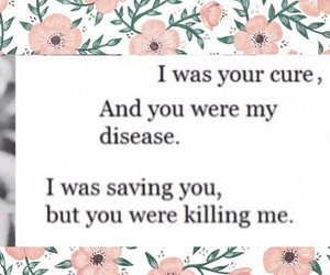 quote, cure, and disease image