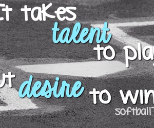 quote and softball image