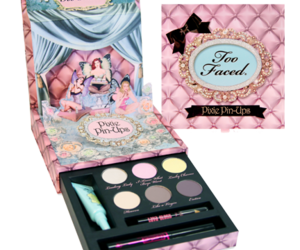 pin ups, too faced, and pixie image
