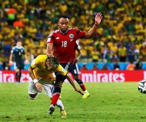 brazil and colombia image
