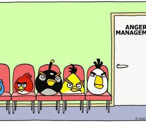 funny, lol, and angry birds image