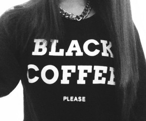coffee, black, and black coffee image
