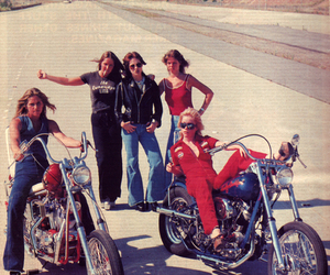 the runaways, Cherie Currie, and joan jett image