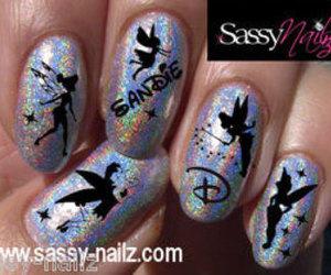 disney and nail art image