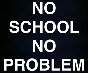 school and problem image