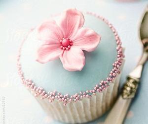 sweet, cupcake, and dessert image
