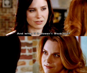 quote, brooke davis, and one tree hill image