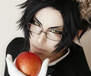 cosplay, black butler, and anime image