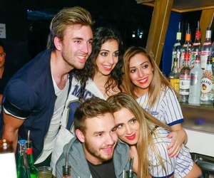 1d, liam payne, and andy samuels image