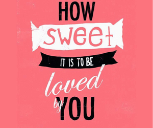 sweet, love, and pink image