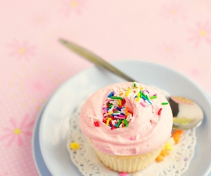 cupcake, cute, and delicious image