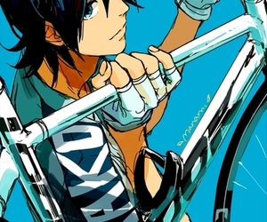 anime and yowamushi pedal image