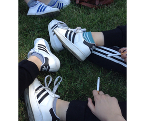 adidas, pale, and girls image