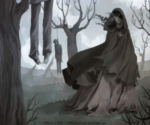 death, catelyn stark, and murder image