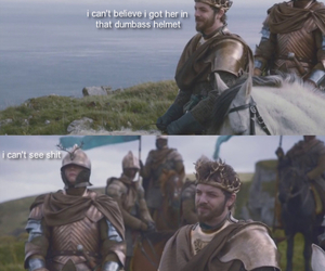 got, renly baratheon, and game of thrones image
