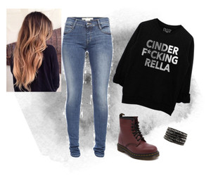 clothes, girl, and look image