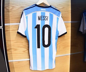 messi, argentina, and world cup image