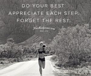 motivation, fitspiration, and quote image