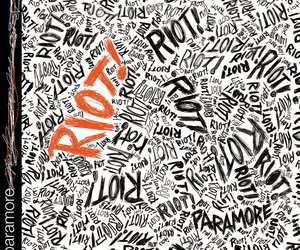 paramore, riot, and music image