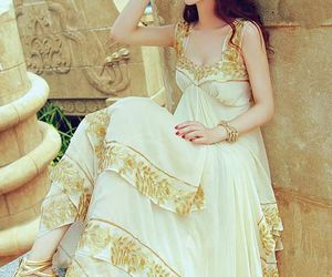 Couture, gowns, and grecian image