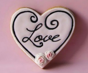 Cookies, love, and sweet image