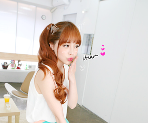girl, ulzzang, and ulzzang girl image