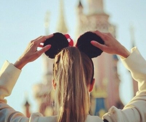 disney, disneyland, and hair image