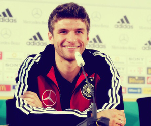 germany, muller, and thomas muller image