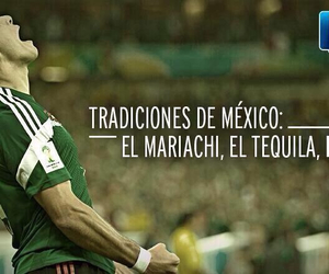 futbol, mariachi, and mexican image