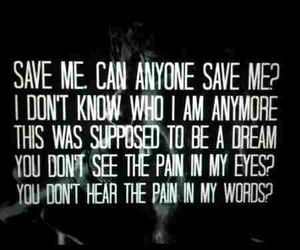 Lyrics, asking alexandria, and aa image