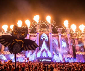 festival, rave, and trance image