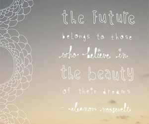 quote, dreams, and future image