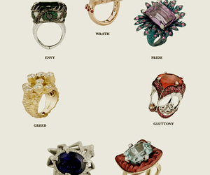 rings, sin, and lust image