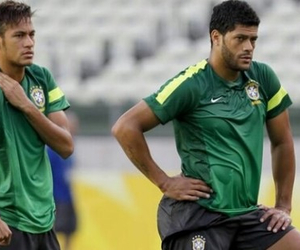 brazil, Hulk, and football image