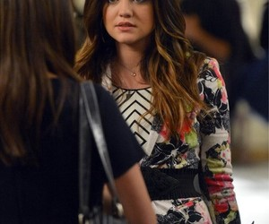 pretty little liars, lucy hale, and pll image
