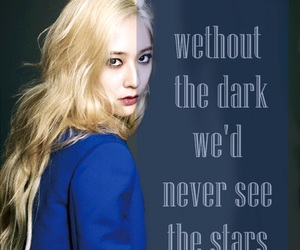 fx, soojung, and kpop image