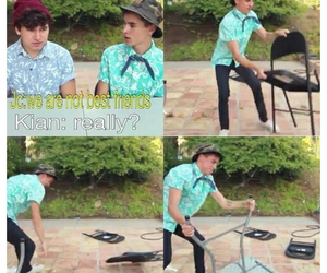 o2l, jc, and funny image