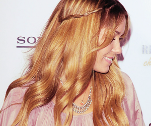 lauren conrad, girl, and hair image